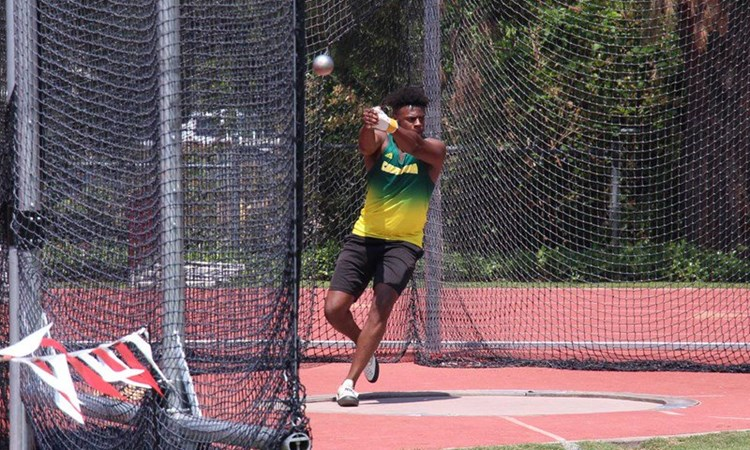 Prince and Hamilton Lead CUI At PacWest Championships - Concordia